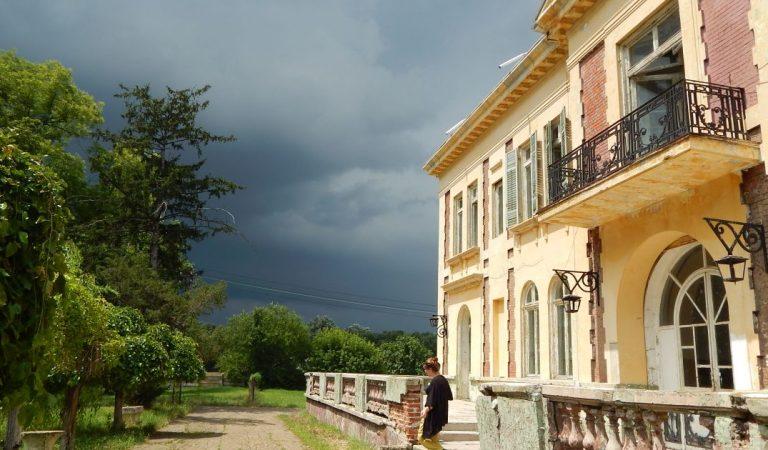 Conacul din Ghidigeni – Palatul plăcerilor