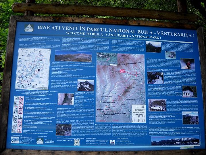 Parc Natural Buila Vanturarita