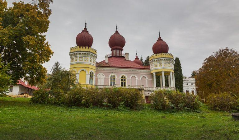 Castel bizantin, pe plaiuri românești – Bethlen din Arcalia