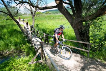 Sustainable Tourism Transilvania Bike Trails 14