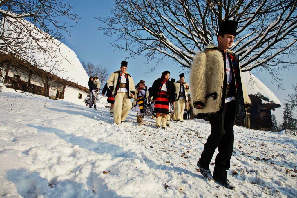 maramures traditii vacanta iarna sarbatori mediafax adevarulfinanciar.ro