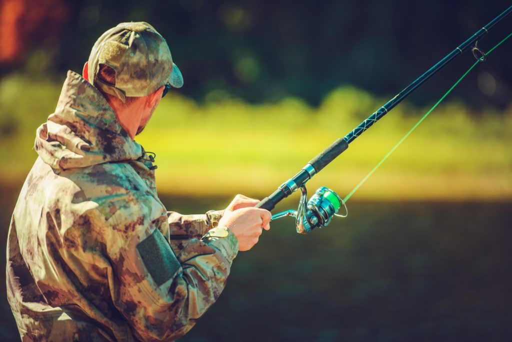 fly fishing hobby W7KYR2X