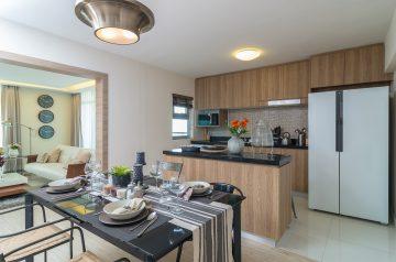 luxury interior kitchen dinning room 954AXEN