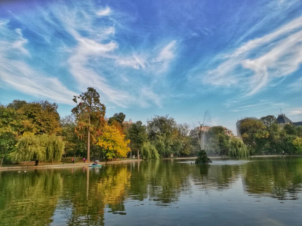 the cismigiu garden parcul cismigiu is one of the largest and most beautiful public parks in t20 Jznd9R