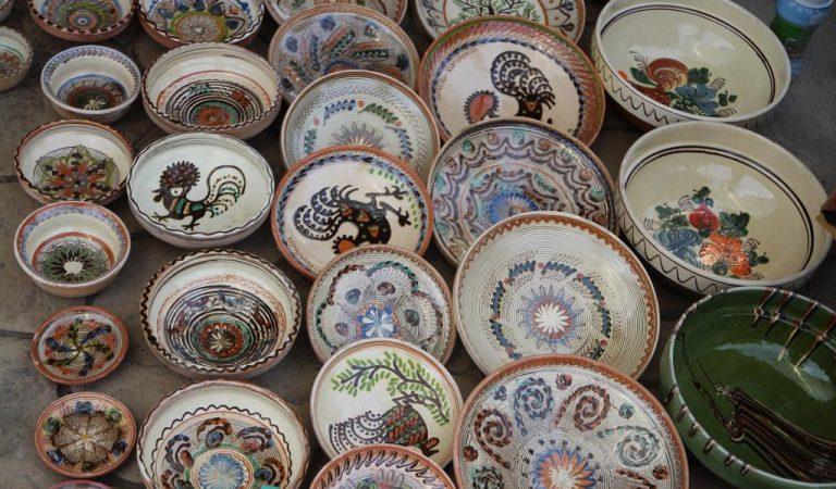 Prin Horezu, emblema ceramicii românești