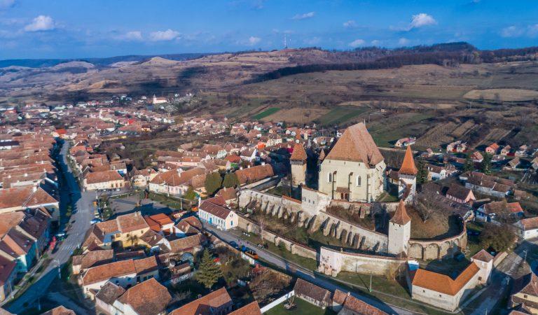 Clădiri fortificate, celebre pe pământul românesc