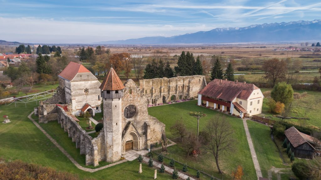 carta monastery former cistercian benedictine reli XQW9V87