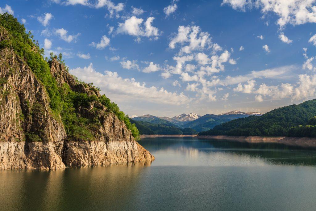 vidraru lake romania PE9YTMJ 1