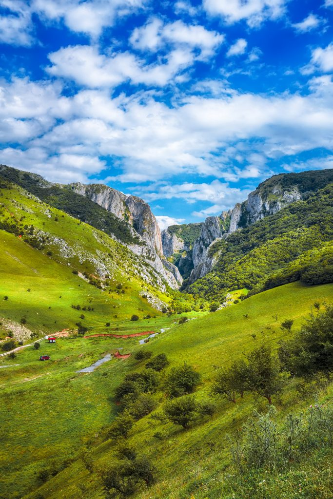 turda gorge cheile turzii is a natural reserve wit 89WFZCN