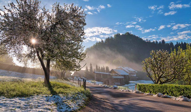 Top 7 localități rurale din România
