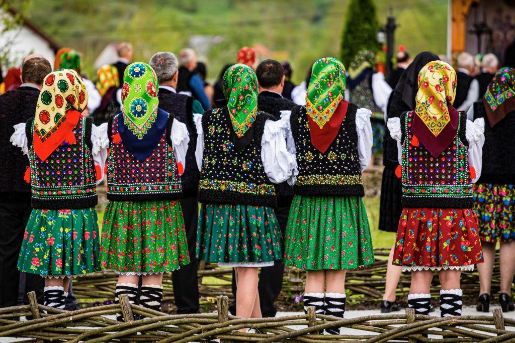 traditional in maramures romania M9JSLPT